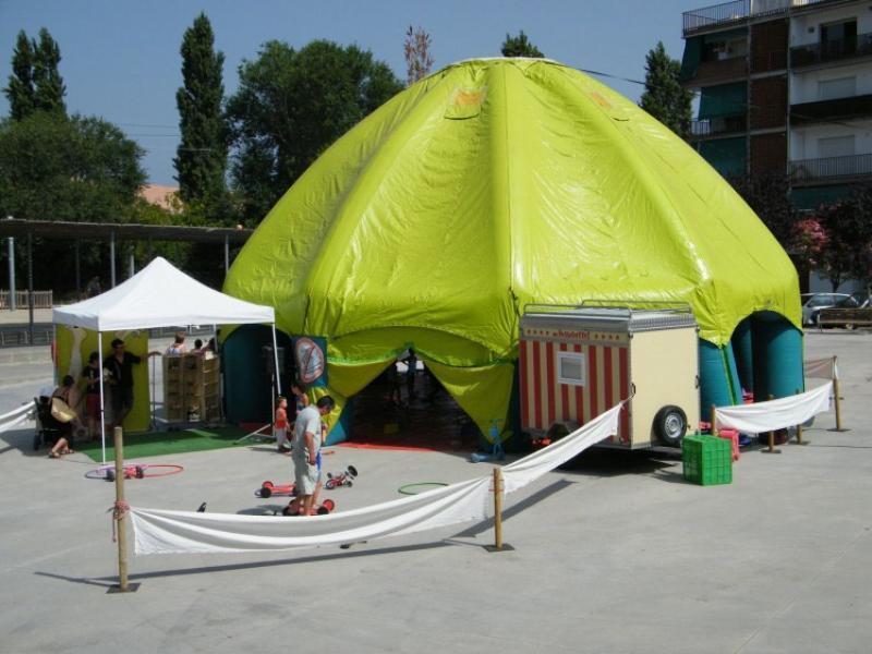 Taller de circ La Berta