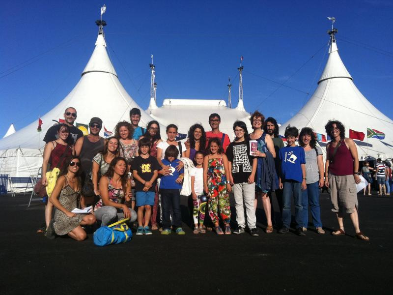 Sortides d'escola de circ