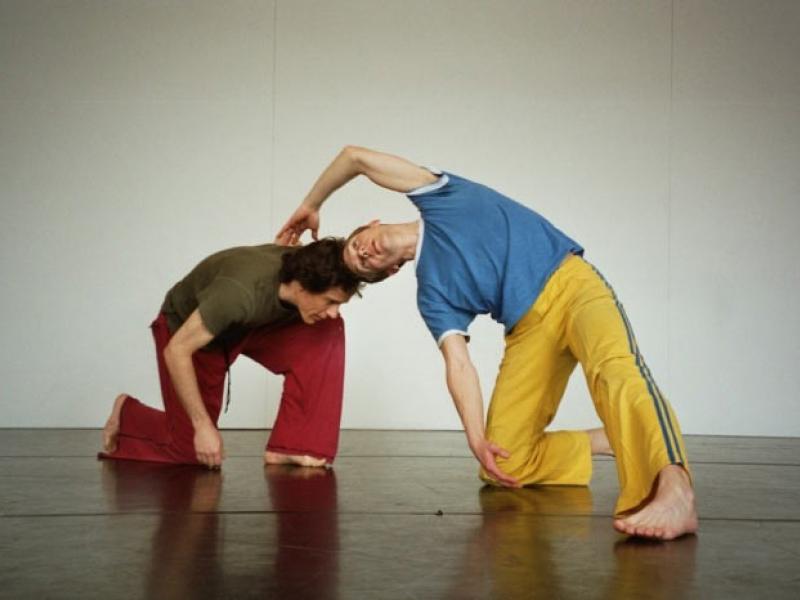 Oberta l'inscripció al curs intensiu d'iniciació al Contact Dance a La Circoteca, amb Igor Llorca