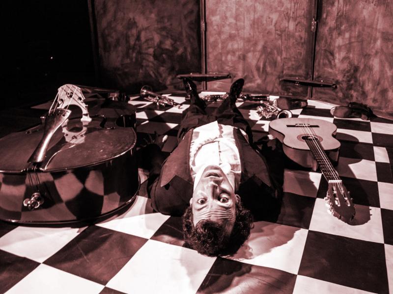 L'artista Javier Ariza oferirà el darrer Circoloqui de l'any a La Circoteca el 2 de desembre