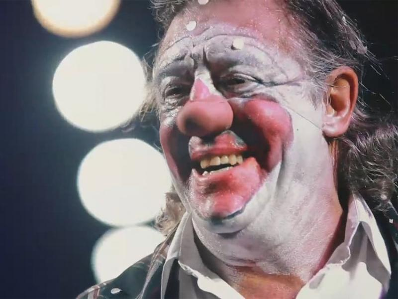 Tortell Poltrona, cap de cartell del primer 'Xeic de Clowns', el festival de pallassos de Gandesa